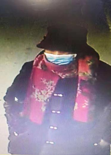 急寻!八旬老太在枣庄滕州失联,戴枣红色帽子,穿枣红色上衣,高1米58插图1
