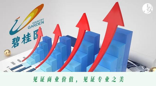 碧桂园的业绩,提前剧透了行业新趋势 || 关注