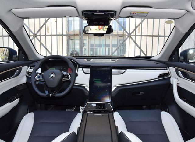 新能源将成为未来主流,热门紧凑纯电SUV推荐插图9