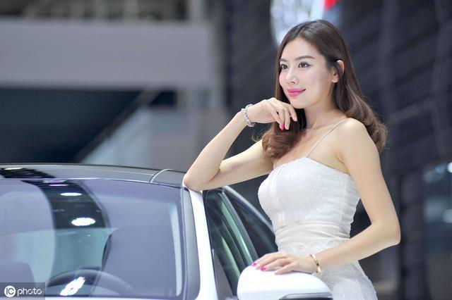 汽车美人——车模插图5