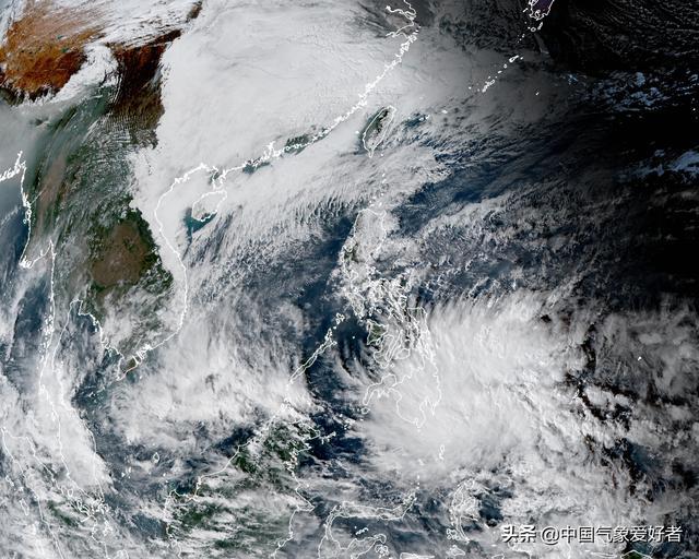 台风胚胎将进我国南海,今年末台要来了?分析:或让冷气南下更猛