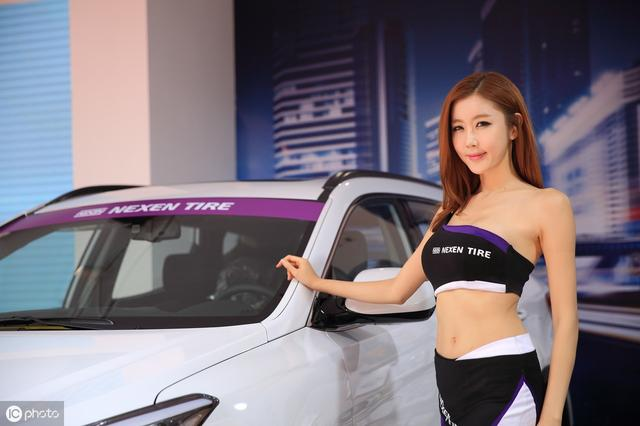 汽车美人——车模插图8