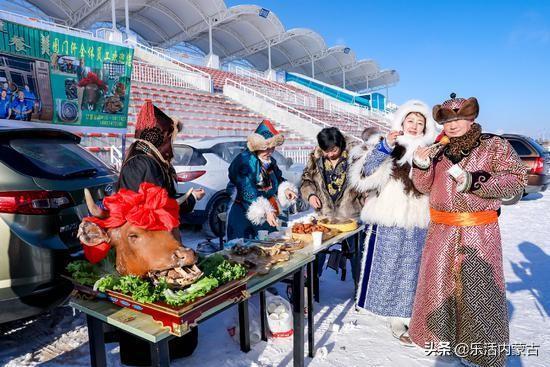车模+霓裳  2020年鄂温克冬季马赛暨游牧文化体验季开幕插图11