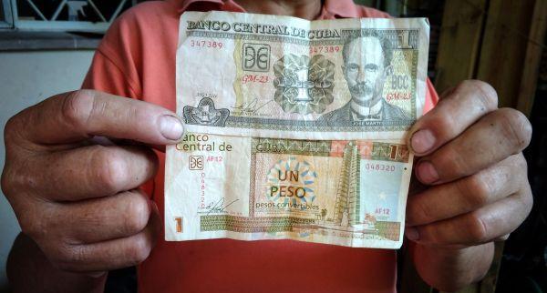 古巴明年取消货币双轨制 古巴比索将成唯一法定货币