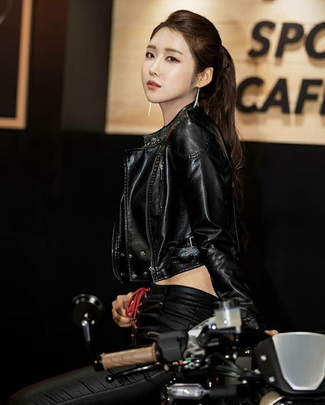 韩国高冷车模柳多妍,翘圆臀加大长腿性感魅惑,臀腿综合训练打造插图8