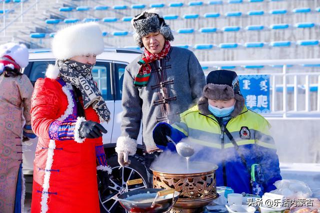 车模+霓裳  2020年鄂温克冬季马赛暨游牧文化体验季开幕插图10