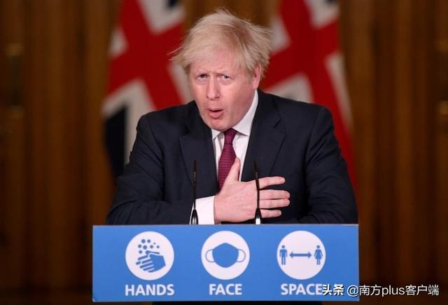 """居民扎堆逃离伦敦,首相被骂上热搜,英国""""群体免疫""""是怎么到这一步的?插图11"""
